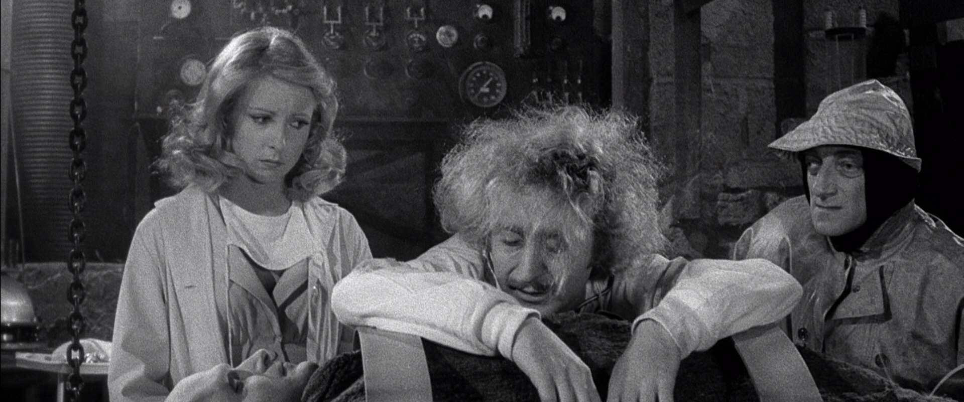 Young Frankenstein background 2