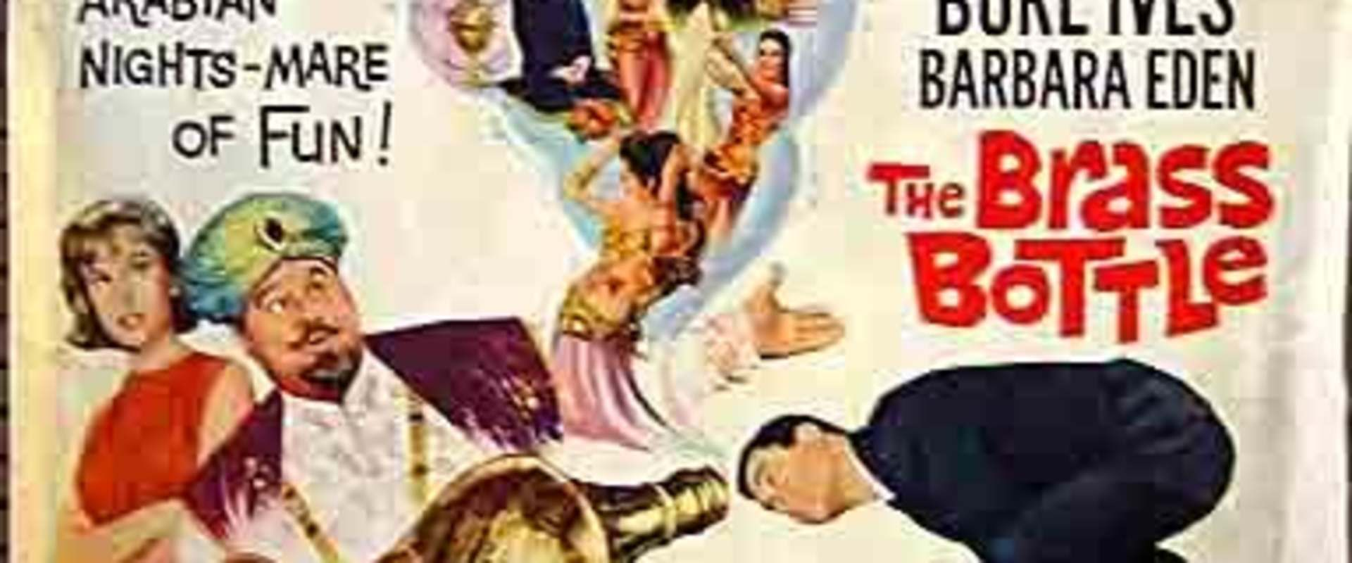 the brass bottle full movie 1964