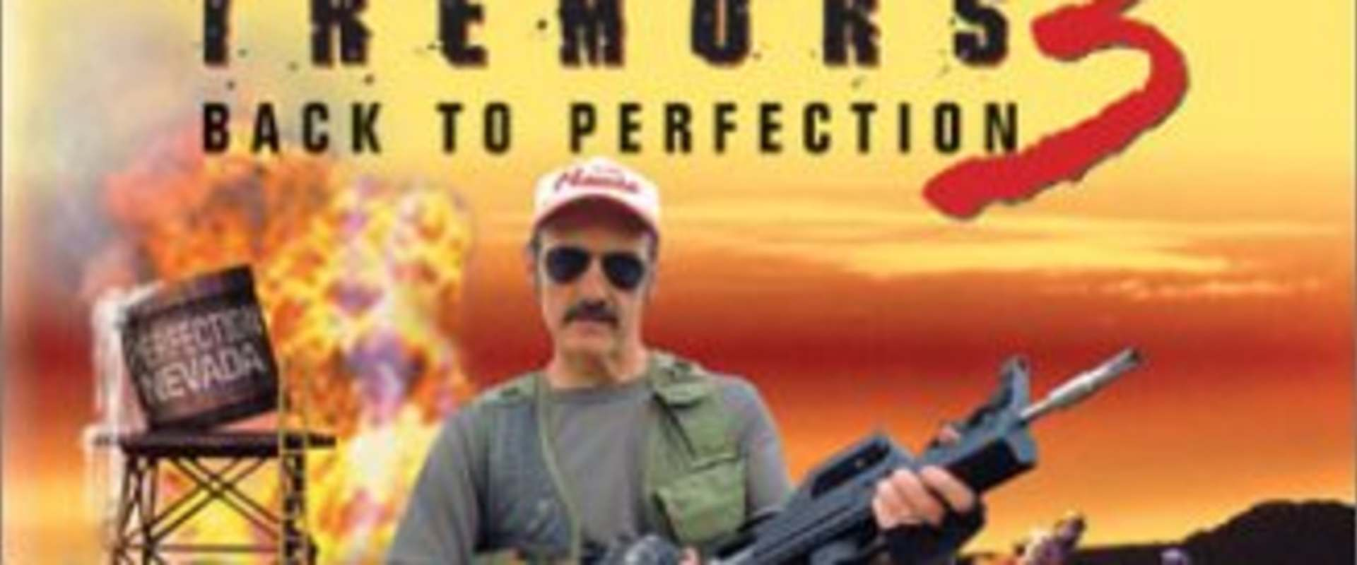Tremors 3: Back to Perfection background 2