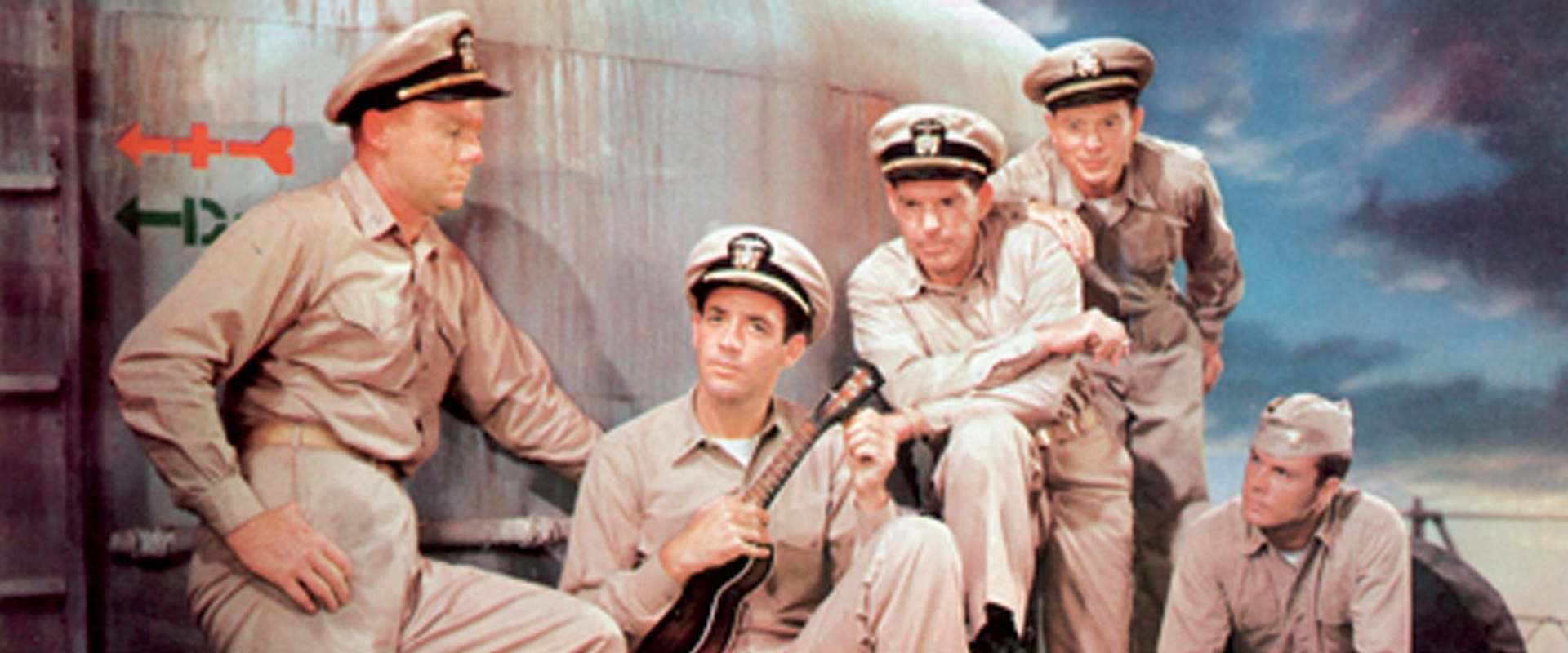 The Caine Mutiny background 2