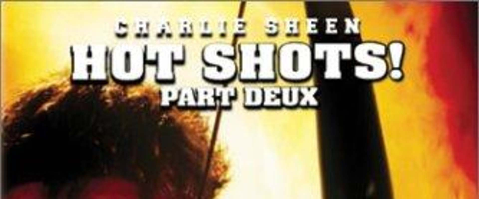 Hot Shots! Part Deux background 1