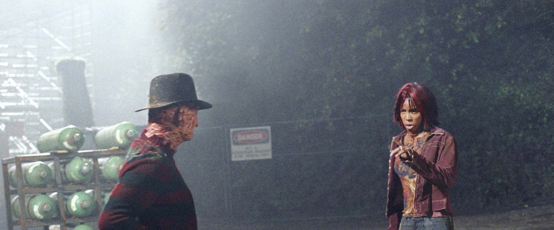 Freddy vs. Jason background 1