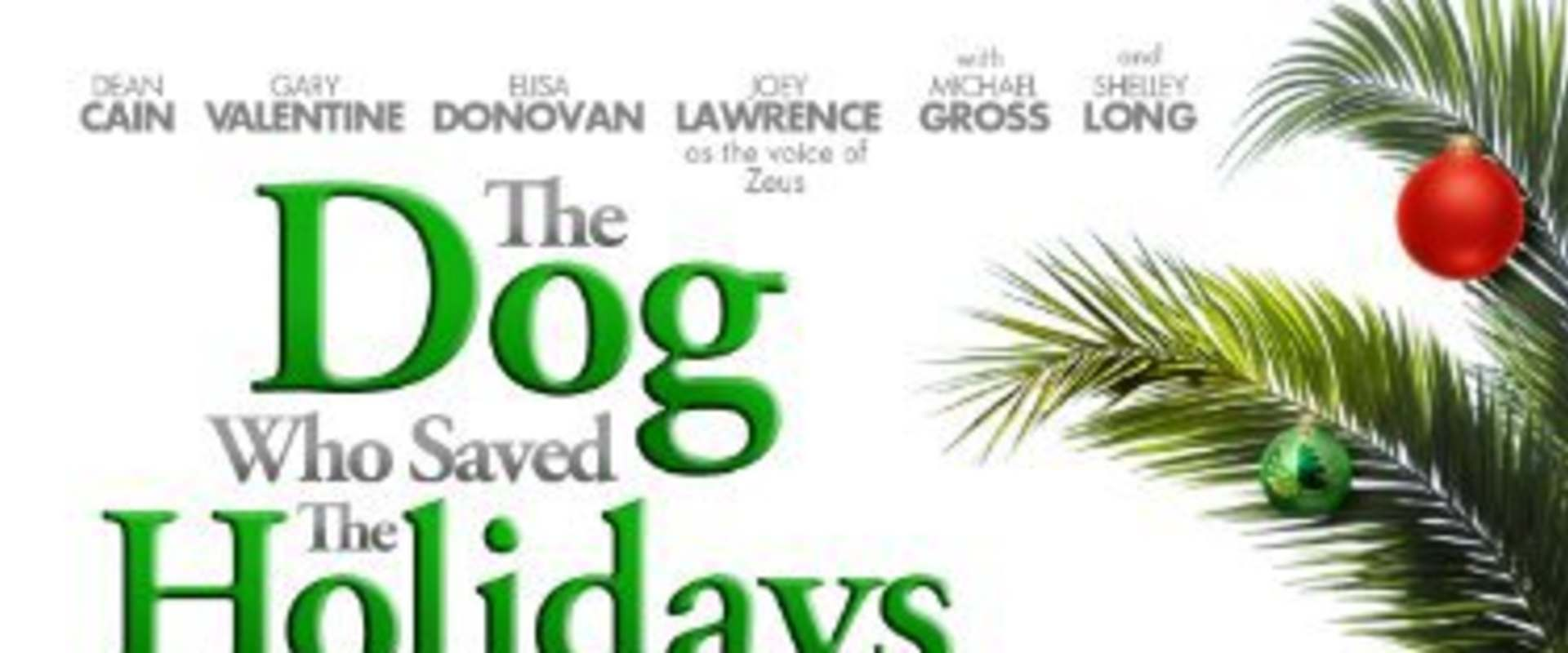 The Dog Who Saved the Holidays background 2