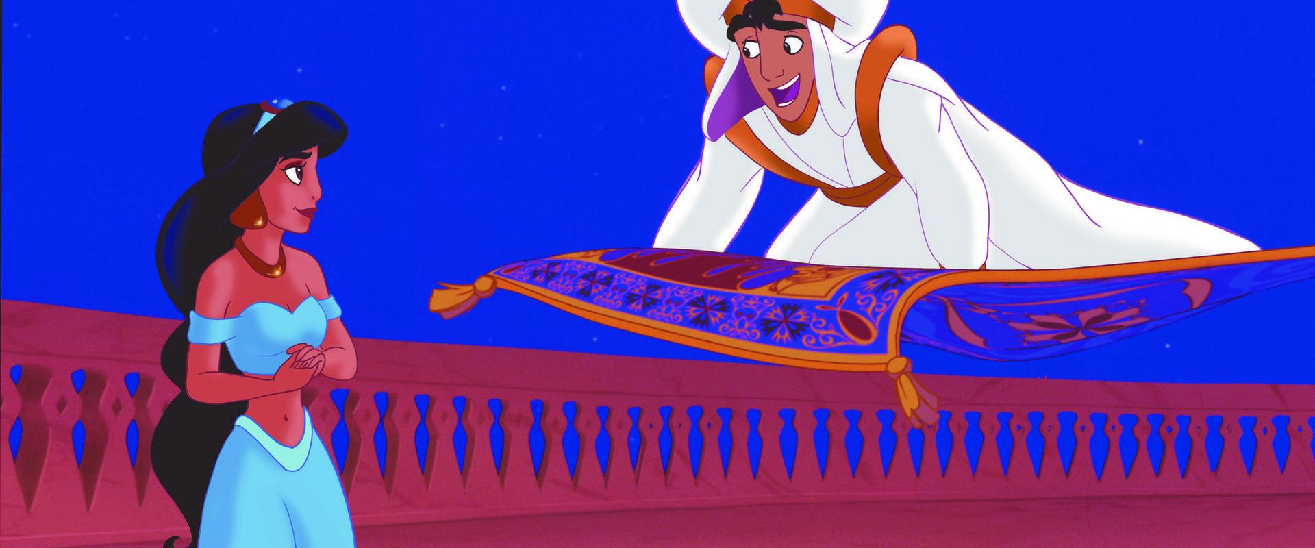 Netflix Aladdin