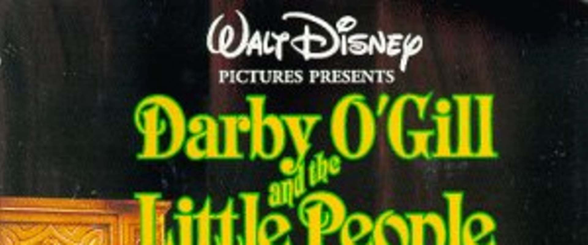 Darby O'Gill and the Little People background 1