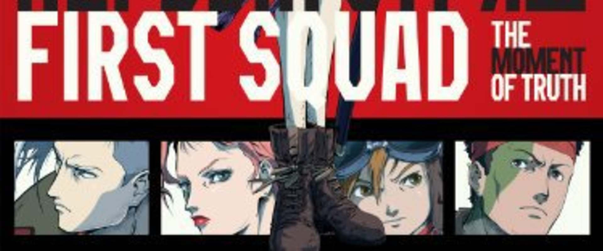 First Squad: The Moment of Truth background 1