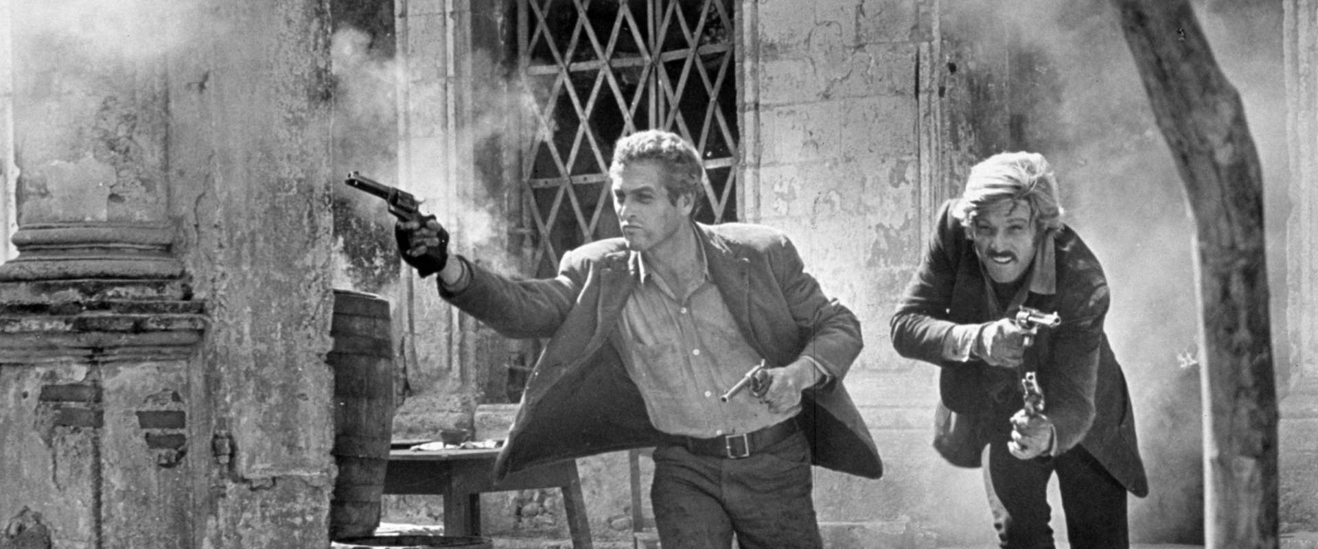 Butch Cassidy and the Sundance Kid background 2