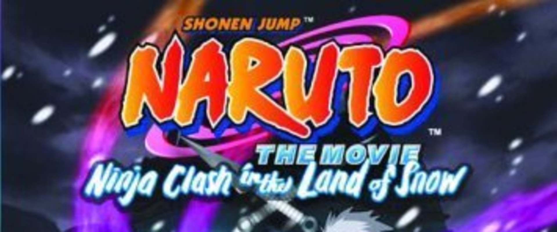 Naruto the Movie: Ninja Clash in the Land of Snow background 1