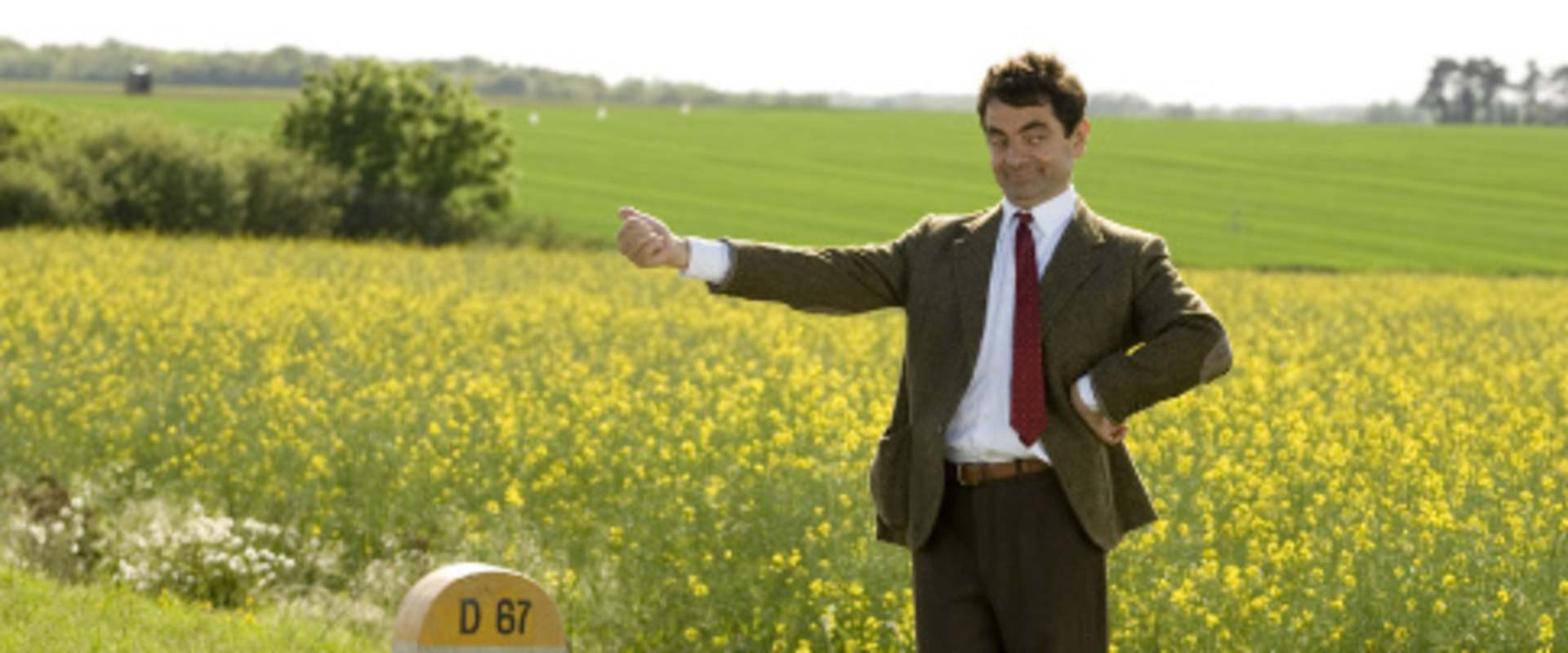 Mr. Bean's Holiday background 1
