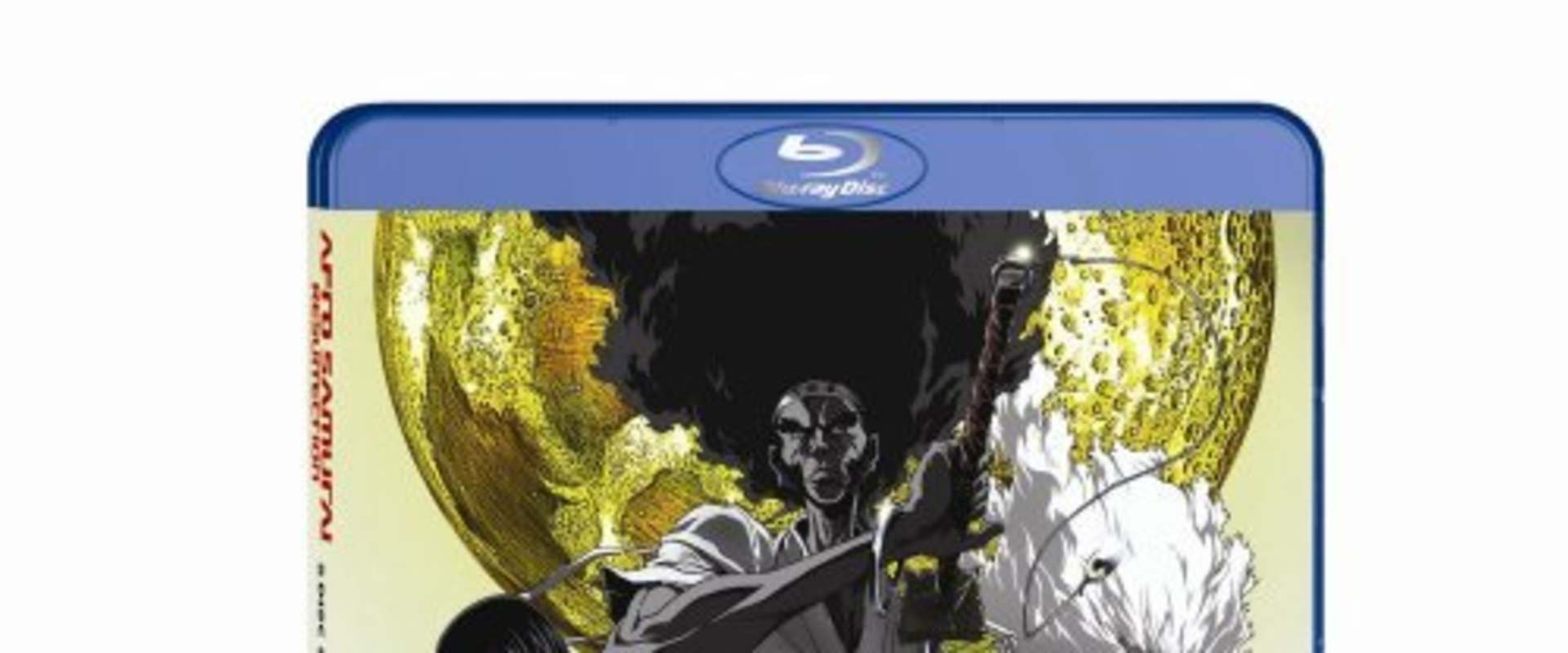 Afro Samurai: Resurrection background 2