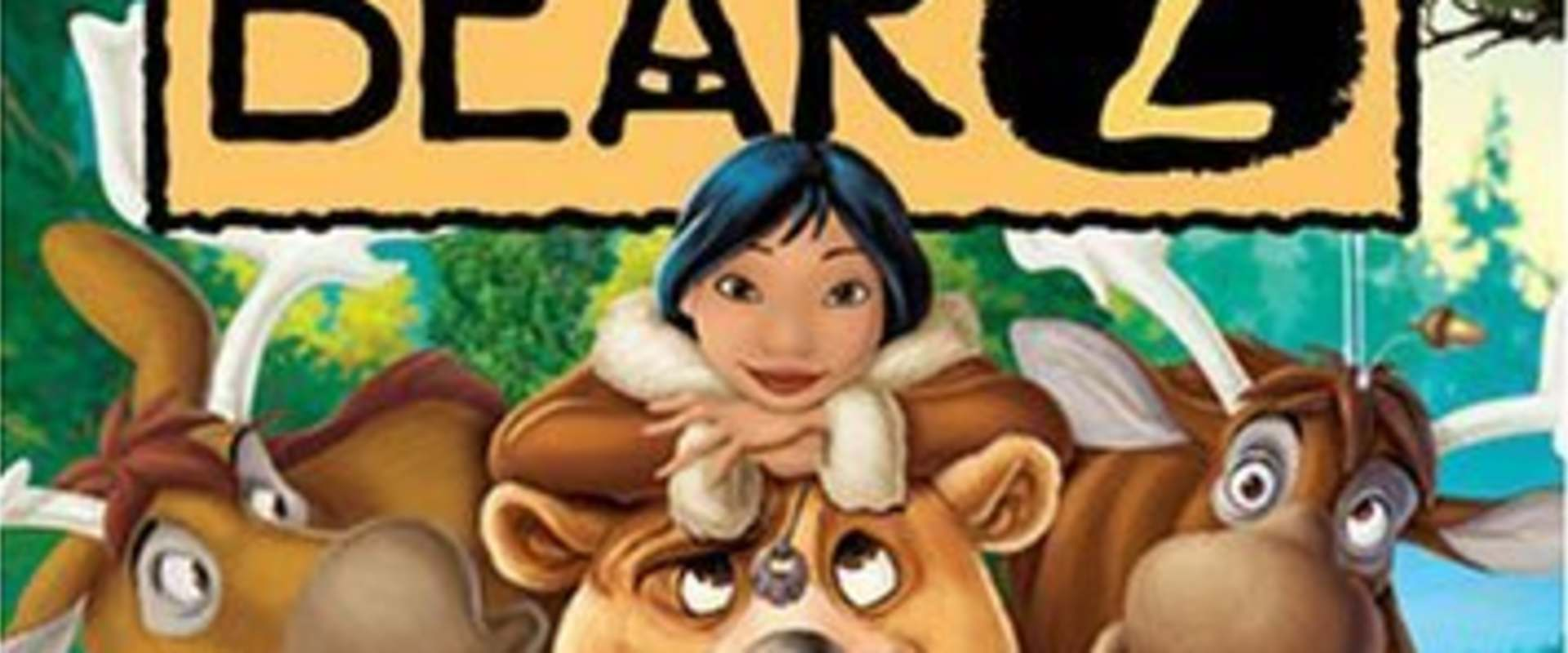 Brother Bear 2 background 2