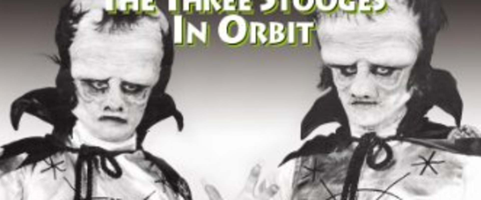 The Three Stooges in Orbit background 1