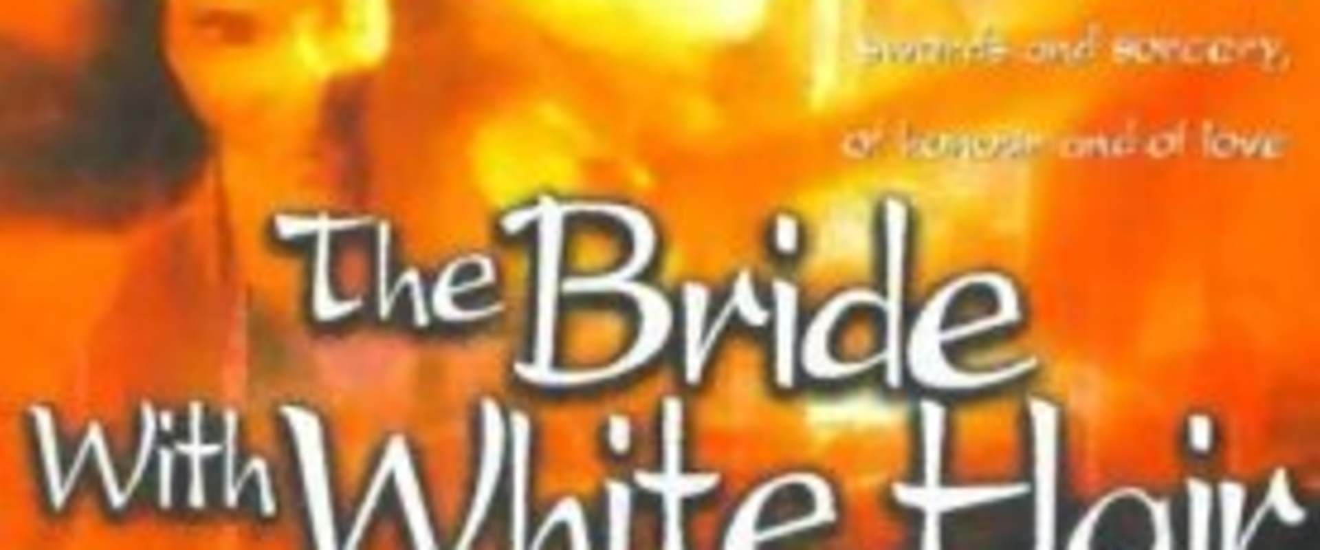 The Bride with White Hair background 1