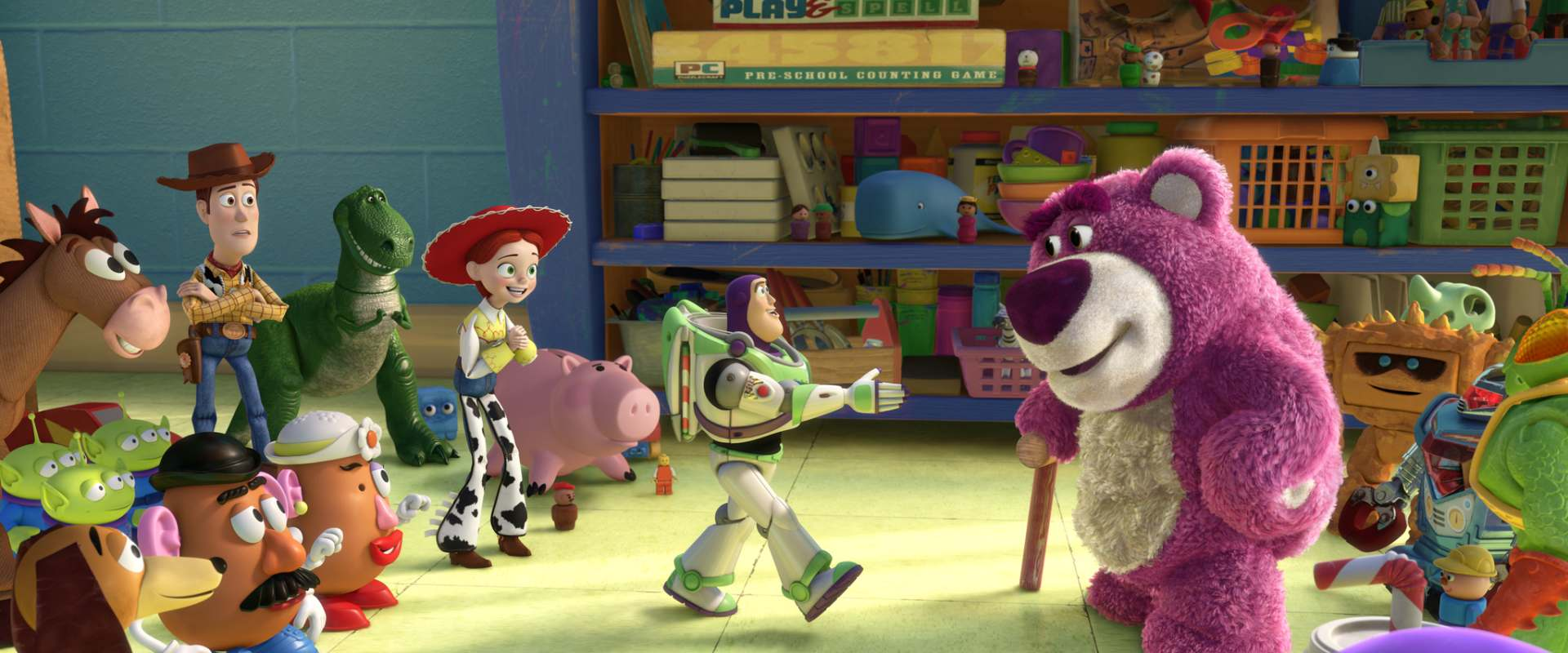 Toy Story 3 background 1