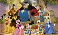 Mickey, Donald, Goofy: The Three Musketeers Movie Still 3