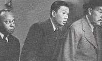 Charlie Chan in The Chinese Cat Movie Still 5