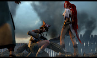Heavenly Sword Movie Still 7
