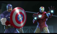 Iron Man and Captain America: Heroes United Movie Still 5