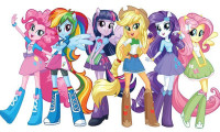 My Little Pony: Equestria Girls Movie Still 3