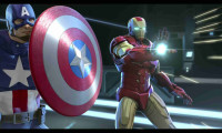 Iron Man and Captain America: Heroes United Movie Still 1