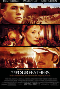 The Four Feathers Poster 1