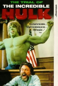 The Trial of the Incredible Hulk Poster 1