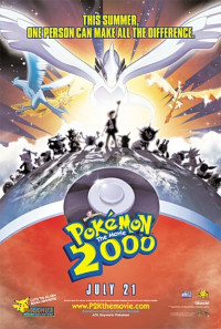 Pokemon: Power of One Poster 1