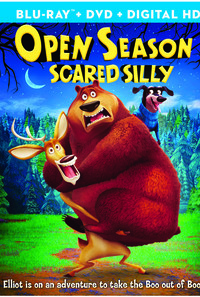 Open Season: Scared Silly Poster 1