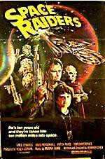 Space Raiders Poster 1