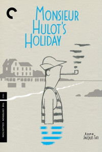Mr. Hulot's Holiday Poster 1