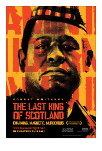 The Last King of Scotland Poster 1