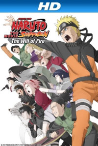 Naruto Shippûden: The Movie 3: Inheritors of the Will of Fire Poster 1