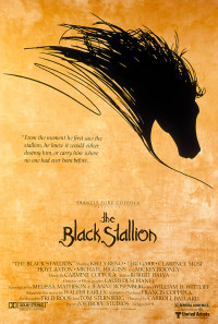 The Black Stallion Poster 1