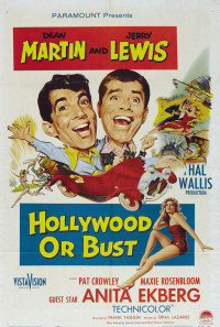Hollywood or Bust Poster 1