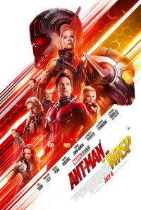Ant-Man and the Wasp Poster 1