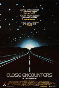 Close Encounters of the Third Kind Poster 1