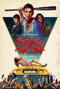 Freaks of Nature Poster 1