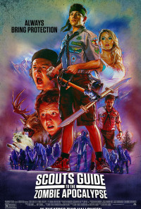 Scouts Guide to the Zombie Apocalypse Poster 1
