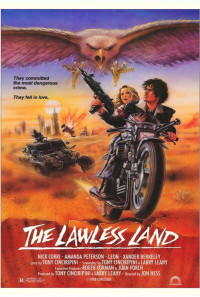 The Lawless Land Poster 1