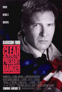 Clear and Present Danger Poster 1