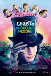 Charlie and the Chocolate Factory Poster 1