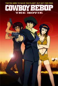 Cowboy Bebop: The Movie Poster 1