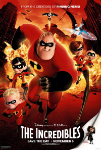 The Incredibles Poster 1