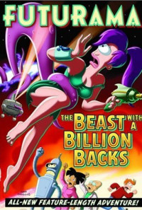 Futurama: The Beast with a Billion Backs Poster 1