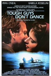 Tough Guys Don't Dance Poster 1