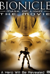 Bionicle: Mask of Light Poster 1