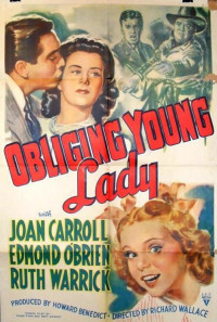 Obliging Young Lady Poster 1