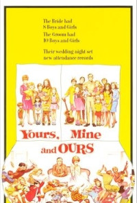 Yours, Mine and Ours Poster 1