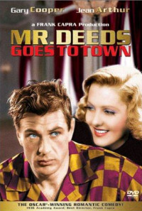 Mr. Deeds Goes to Town Poster 1
