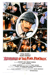 Revenge of the Pink Panther Poster 1